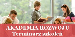 Akademia Rozwoju Terminarz