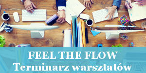 Feel The Flow Terminarz