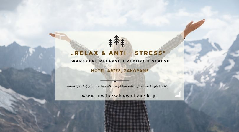 REDUKCJA STRESU
