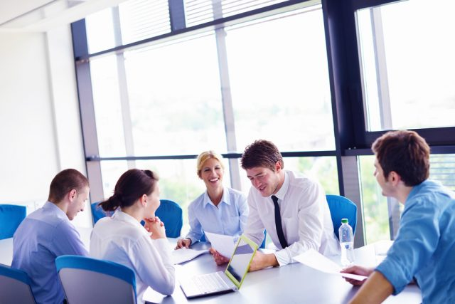 Organizacja spotkań biznesowych